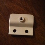 Safety Bracket w/Powder Coat