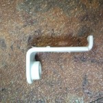 "2"" Long Z-Bracket w/Powder Coat"