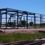Columns and Beams for Commercial Building