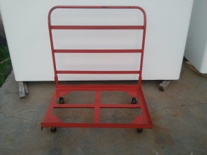Custom Dolly for Food Distribution